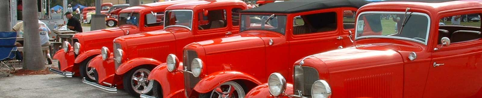 Central Florida Street Rod Association - contact us